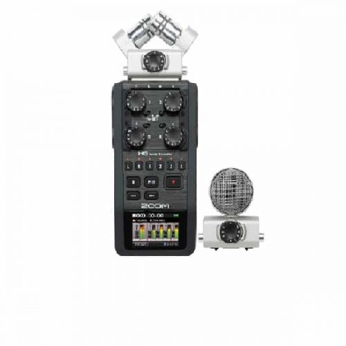 Zoom H6 Recorder_5